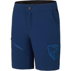 Ziener Natsu X-Function Spodnie krótkie Młodzież, nautic